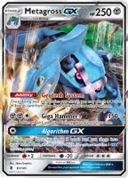 Metagross GX (Ultra R) #85 (Holo)