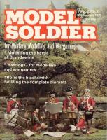 "Vol. 2, #3 ""Modeling the Battle of Brandywine, Hasting for Modelers & Wargamers"""