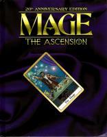 Mage - The Ascension (20th Anniversary, Premium Edition)