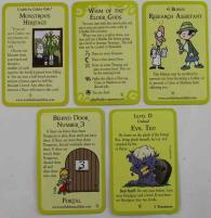 Munchkin Cthulhu Promo Pack - 5 Cards!