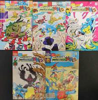 Mighty Mutanimals Collection - 5 Issues!