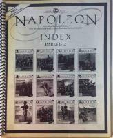 Napoleon Journal Index #1-12