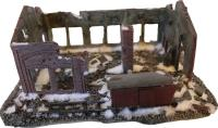 Barricades Factory Ruin
