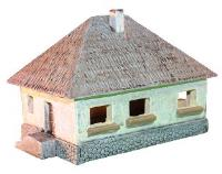 German Farm House