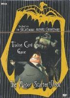 Nightmare Before Christmas TCG, The - The Mayor Starter Deck