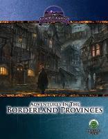 Adventures in the Borderland Provinces (5e)
