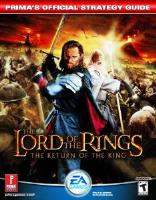 Lord of the Rings, The - Return of the King Strategy Guide