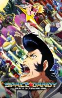 Space Dandy - Galactic Deck Building Game
