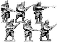 Belgian 1914 - Infantry in Shakos & Packs