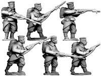 Belgian 1914 - Grenadiers/Infantry in Caps