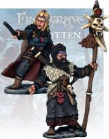 Barbarian Wizard & Apprentice