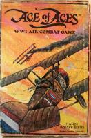 Ace of Aces - WWI Air Combat Game (Handy Rotary 1st Boxed Edition)