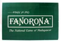 Fanorona - The National Game of Madagascar