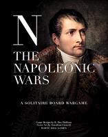 N - The Napoleonic Wars - A Solitaire Board Game