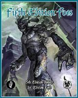 Fifth Edition Foes w/PDF