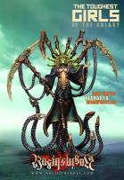 Nepharya - Necropriestess (Science Fiction)