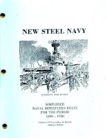 New Steel Navy