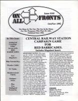 "#103 ""Central Railway Station Campaign Game for Red Barricades"""