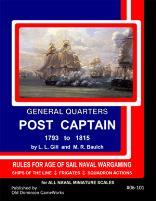 General Quarters - Post Captain 1793-1815 (Loose Leaf Edition)