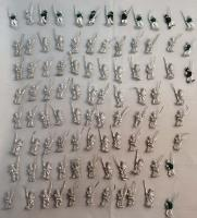 Russian Line Troops - Advancing in Full Dress w/Shako Collection #1