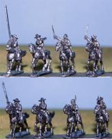 Confederate Cavalry Command