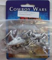 Apache Raiders #1 - Cothyalay & Cuchillo