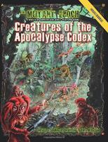 Creatures of the Apocalypse Codex (Color Edition)