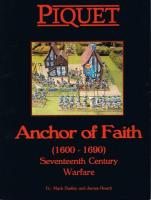 Anchor of Faith - 17th Century Warfare