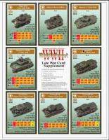 Late War Card Supplement