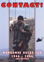 Contact! - Wargames Rules for 1946-2006 and Beyond