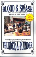 Blood & Swash/Thunder & Plunder (3rd Edition)
