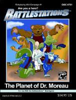 Planet of Dr. Moreau, The