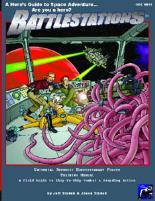 Battlestation - Core Rulebook (2nd Edition)