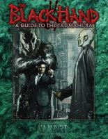 Black Hand, The - A Guide to the Tal'Mahe'Ra