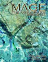 Mage - The Awakening (2nd Edition)