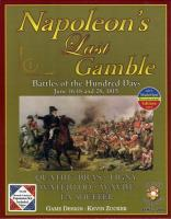 Napoleon's Last Gamble w/Expansion Kit