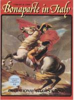 Bonaparte in Italy (1st Edition)