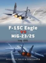 F-15C Eagle vs. MiG-23/25 - Iraq 1991