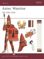 Aztec Warrior 1325-1521