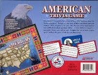 American Trivia Game (Books are Fun Edition)