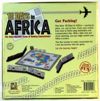 10 Days in Africa (1st Edition)
