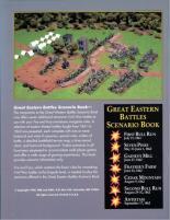 Great Eastern Battles Scenario Book