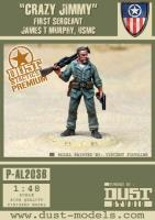 Crazy Jimmy - First Sergeant James T Murphy, Babylon Pattern (Premium Edition)