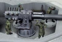 Allied Artillery Crew - Cerberus Pattern
