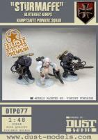 Blutkruez Korps - Sturmaffe, Cerberus Pattern (Premium Edition)