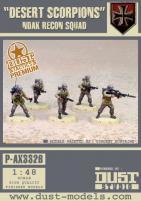 Desert Scorpions - NDAK Recon Squad, Babylon Pattern (Premium Edition)