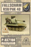 Fallschirm RSO/Pak 40 - Babylon Pattern (Premium Edition)