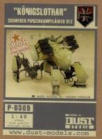 Schwer Panzer Kampflaufer VI-E - Konigslothar, Babylon Pattern (Premium Edition)