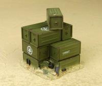 Allies Small Ammo Dump - Babylon Pattern