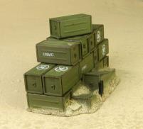 Allies Large Ammo Dump - Babylon Pattern